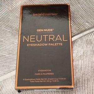 bareMinerals eyeshadow